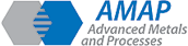 Logo: AMAP - Advanced Metals and Processes